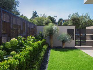 Giardino urbano sostenibile