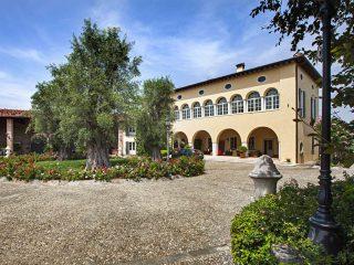 Architettura del paesaggio per maneggio a Muscoline